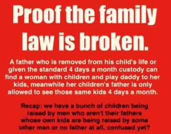 Proof Family Law is Broken - 2016