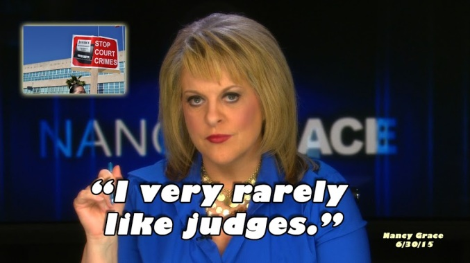 Very Rarely Like Judges - 2015