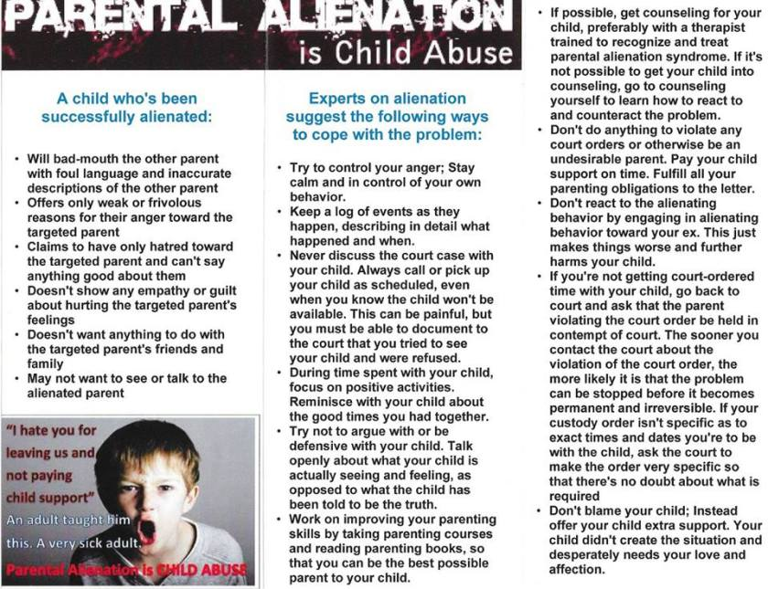 What Does an Alienated Child Look Like & How to Deal with Alienation - 2016