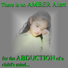 amber alert childs mind