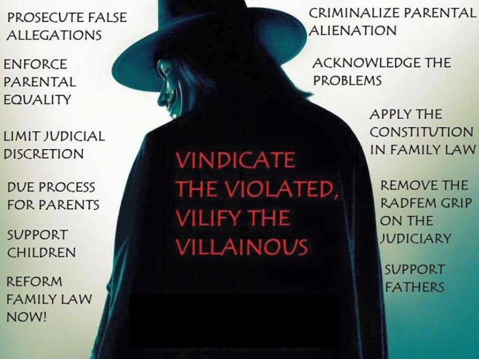 Vindicate The Violated - 2015
