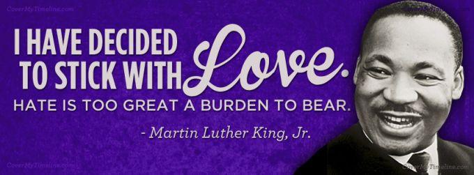 A MLK Love - 2016