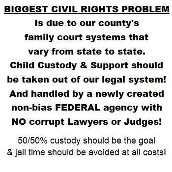 Biggest Civil Rights Problem - Most Urgent Social Cause - 2015