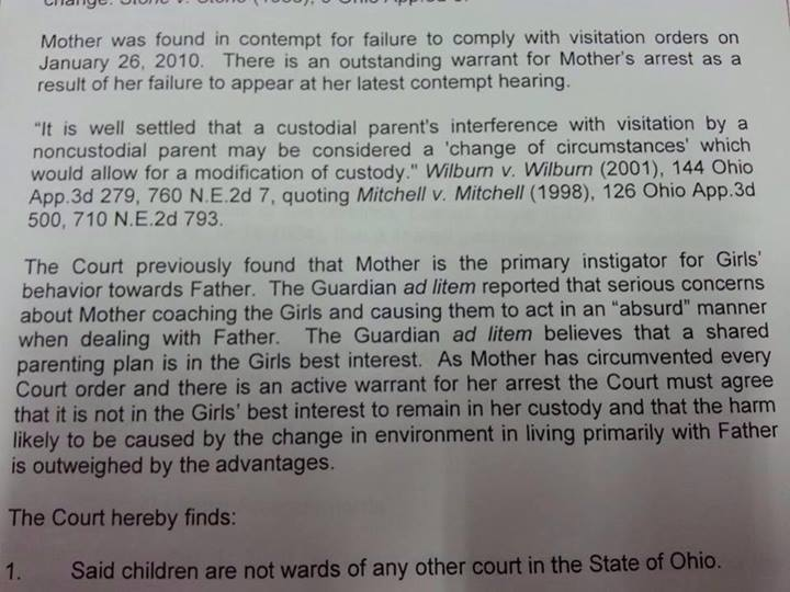 custody interference2015