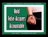 false-accusers