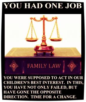 judge You Failed - CRBlog2016