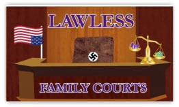 Lawless Family Courts - 2016