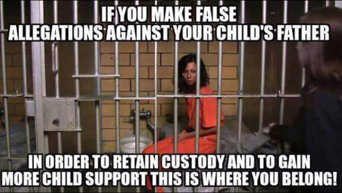 Jail for false allegations - 2016