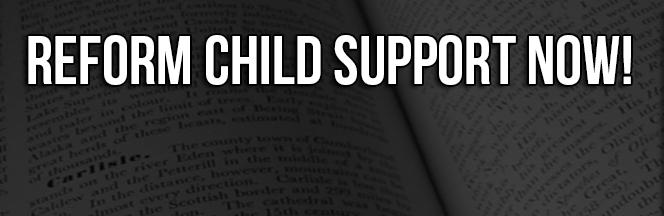 REFORM CHILD SUPPORT NOW FLORIDA - 2016
