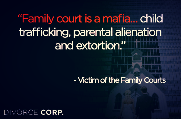 Family Court is a MAFIA - Child Trafficking - 2016