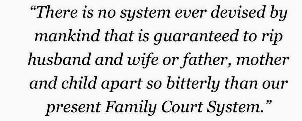 American Family Courts and 1st Amendment violations of free speech